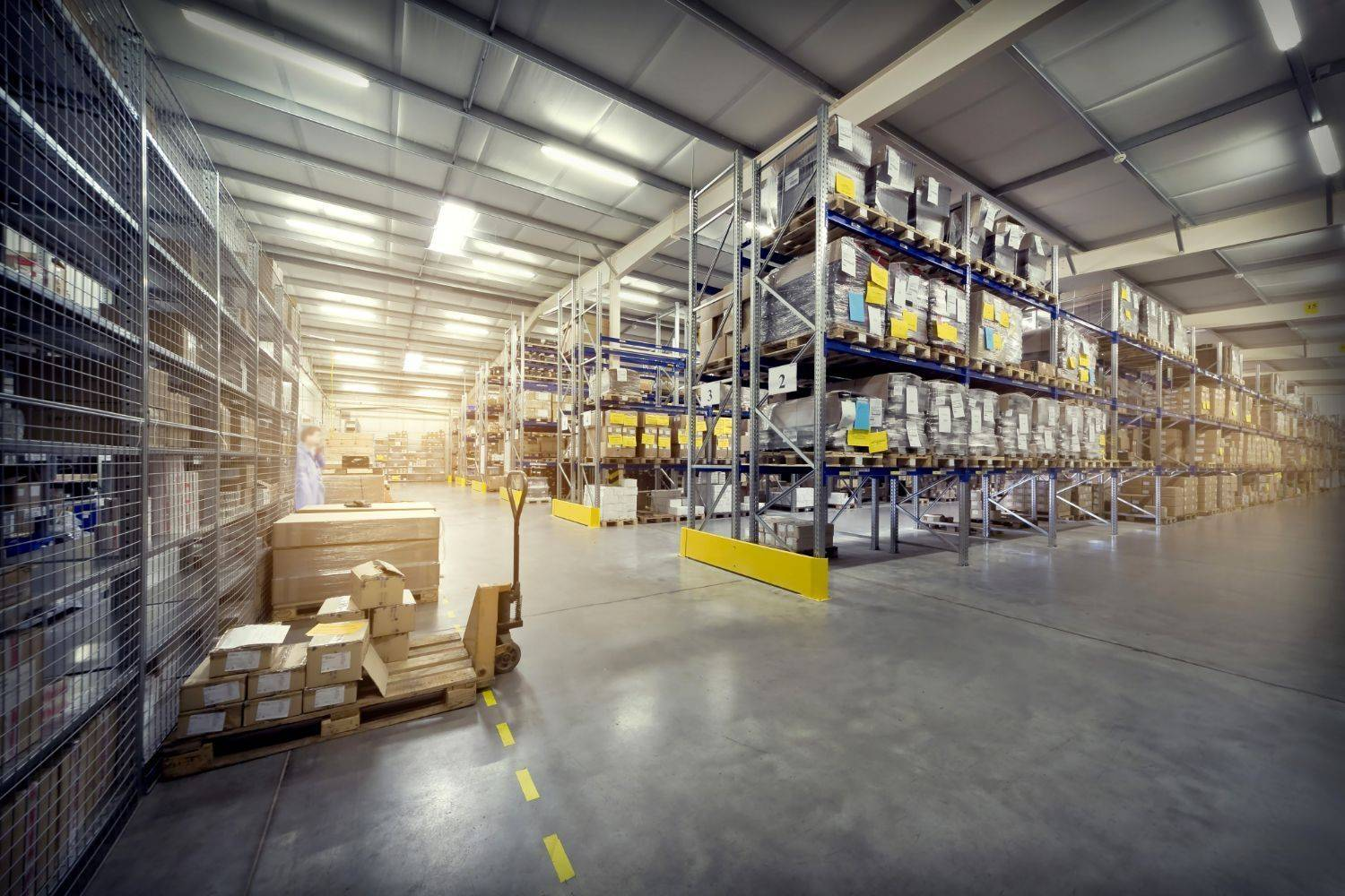 Warehousing & Handling