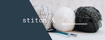Stitch & Blank - Facebook Cover Photo template