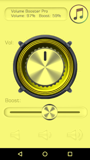Super high volume Loud speaker booster 1.1.48 screenshots 2