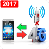 3G to 4G Converter - Simulator