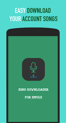 Sing Downloader for Smule 1.25 screenshots 1