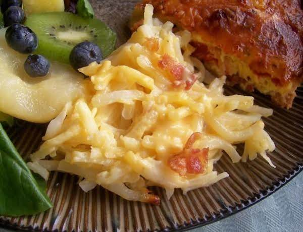 Velveeta Mayo Hashbrowns Recipe