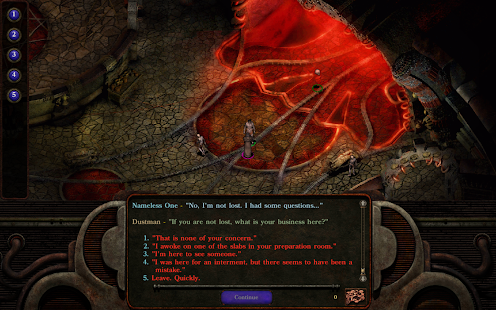Planescape: Torment EE- screenshot thumbnail