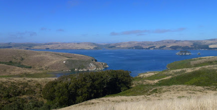 Photo: Tomales Bay from Pierce Pt Ranch, Pt Reyes