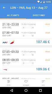 City.Travel — Cheap Flights- screenshot thumbnail