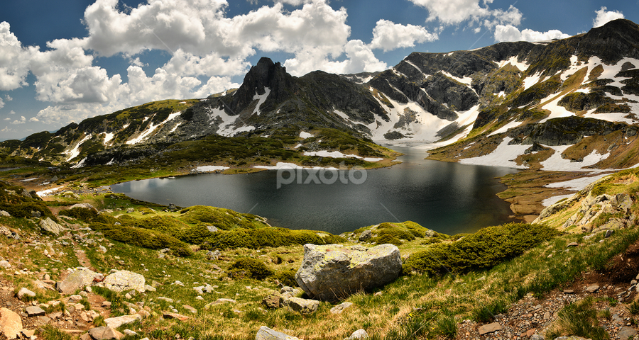 by Ivelin Zhelyazkov - Landscapes Mountains & Hills