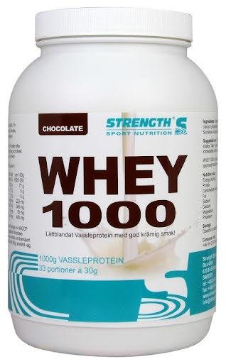 Strength Whey Protein 1000 - Chocolate