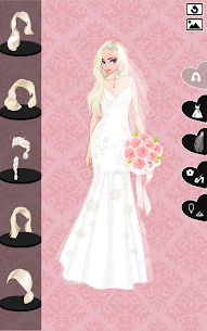 ❄ Icy Wedding ❄ Winter frozen Bride dress up game 5