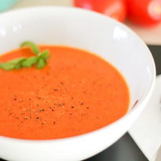 Paleo Tomato Soup.