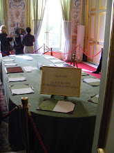Photo: The other antechamber is the the Salon Vert (Green Room), a meeting room for the president and his close advisors.