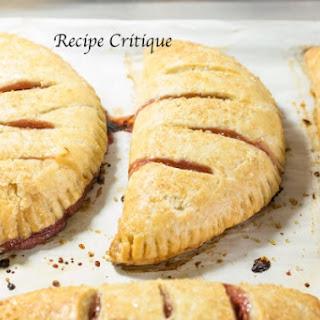 Easy Rhubarb Hand Pies.