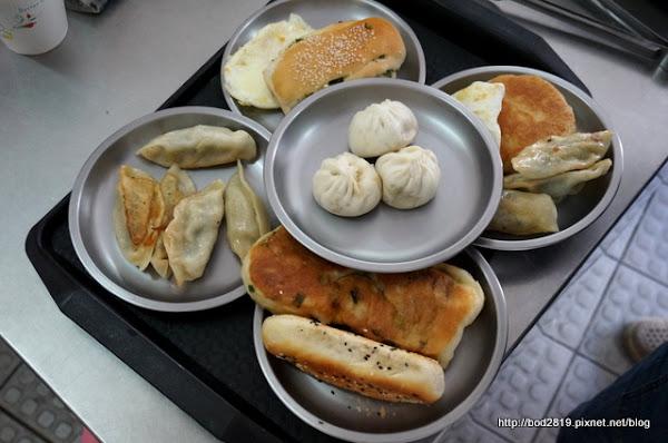 清珍早點-宜蘭在地人吃的早餐,種類選擇多又便宜(近湯圍溝)