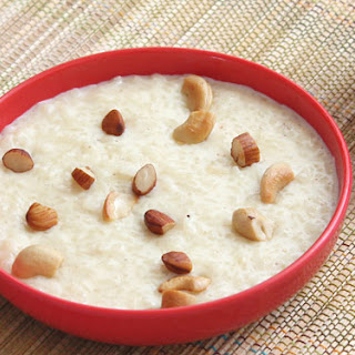 Rice Kheer with Condensed Milk Recipe