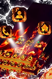 Fire Launcher Theme 4