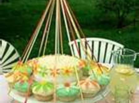 May Day Cake ! Recipe
