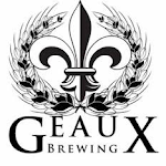 Logo of Geaux Single Hop Sorachi Ale