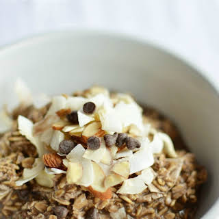 No-Cook Overnight Oatmeal.