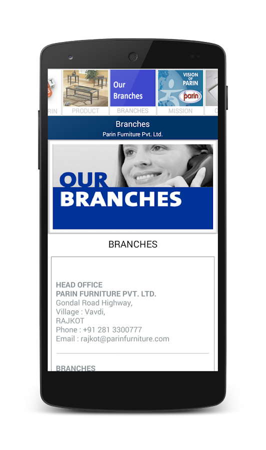 Parin furniture android apps on google play Furniture app