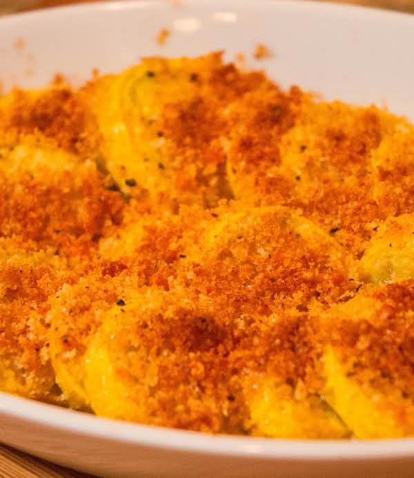 Easy Baked Yellow Squash Recipe