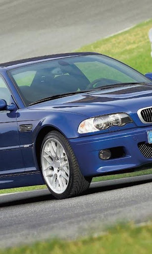 BMW M3クーペE46から壁紙