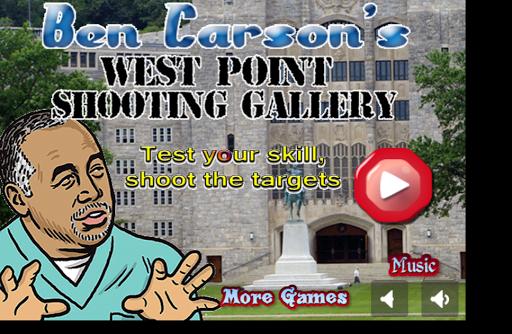 Ben West Point Shooting Range