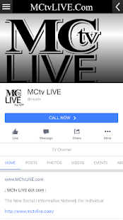 MCtvLIVE- screenshot thumbnail