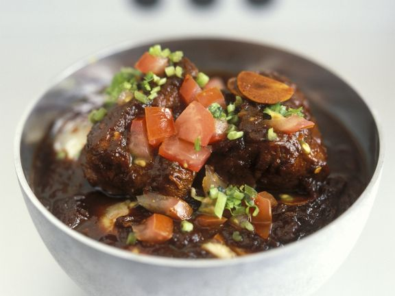 Indian Curried Lamb Recipe