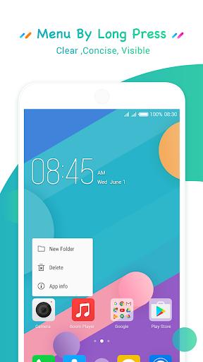 HiOS Launcher - 2018Wallpaper, Theme, Cool,Smart 3.0.039.2 Screenshots 2