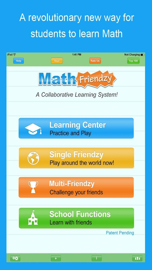 Math Friendzy- screenshot