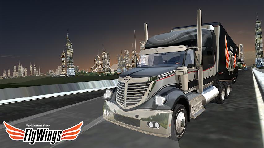 android Truck Simulator 2016 Free Game Screenshot 15
