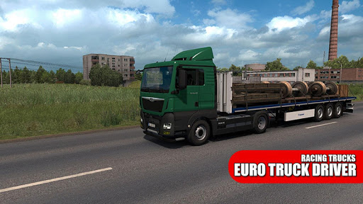 Truck Simulator : Euro Trucks 2019  captures d'écran 2
