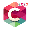 C launcher:DIY themes,hide apps,wallpapers,2020 icon