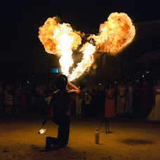 Wedding photographer Fedor Oreshkin (Oreshkin). Photo of 26.10.2017