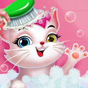 Cute Cat - My 3D Virtual Pet‏