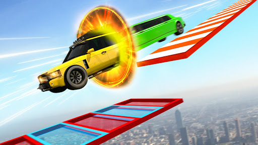 Mega Ramps - Ultimate Races apkpoly screenshots 7