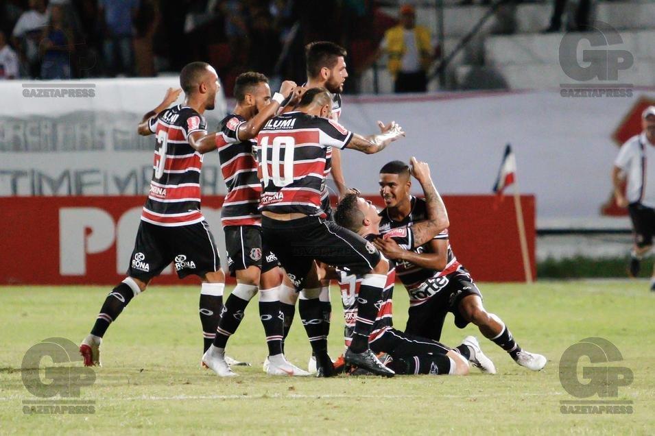 COPA DO BRASIL 2019: SANTA CRUZ X ABC