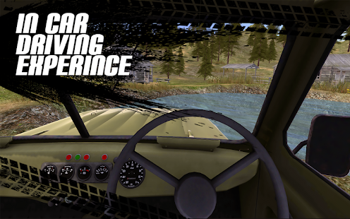 SUV Trucks : Offroad Mountain Driving SImulator 3D - náhled