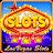 Vegas Slots Galaxy Free Slot Machines logo