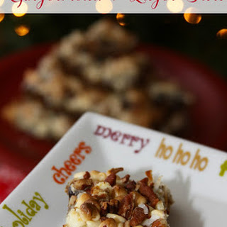 Betty Crocker 7 Layer Gingerbread Treat Bars