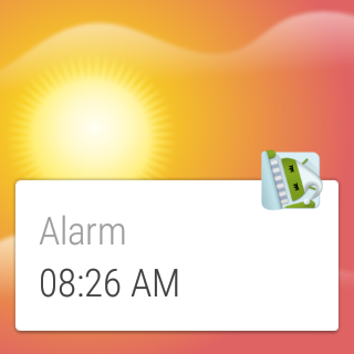 Sleep as Android – Screenshot