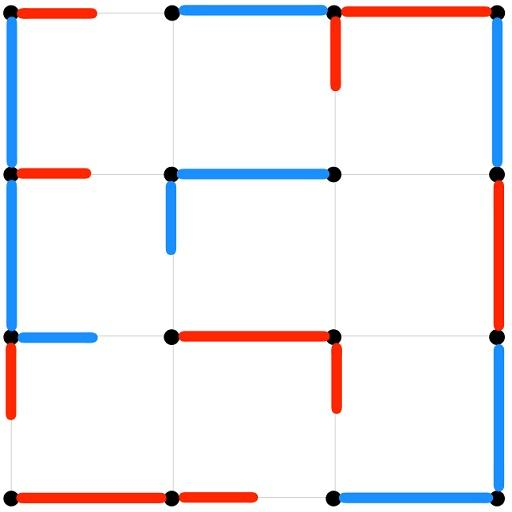 Dots and Boxes 2017