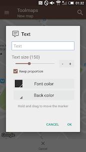 Tools for Google Maps Mod 3.65 Apk [Unlocked] 6