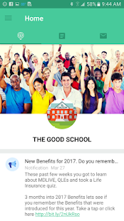 Benefitcloud- screenshot thumbnail