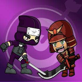 Ninja-Shinobi Warrior Chibi