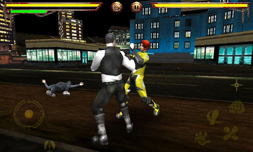 Fighting Tiger - Liberal screenshot 1