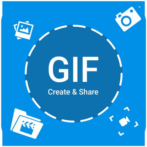 GIF Maker & Share for Whatsapp