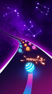 Game Dancing Road: Color Ball Run! 1.5.5 APK for iPhone