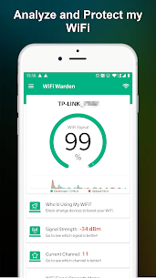 WiFi Warden Pro(No Ads) – WiFi Analyzer 1
