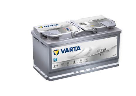 Startbatteri Varta Silver Dyn. 95Ah AGM