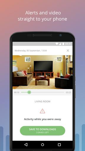 Cocoon - Smart Home Security 1.12.3018 screenshots 2